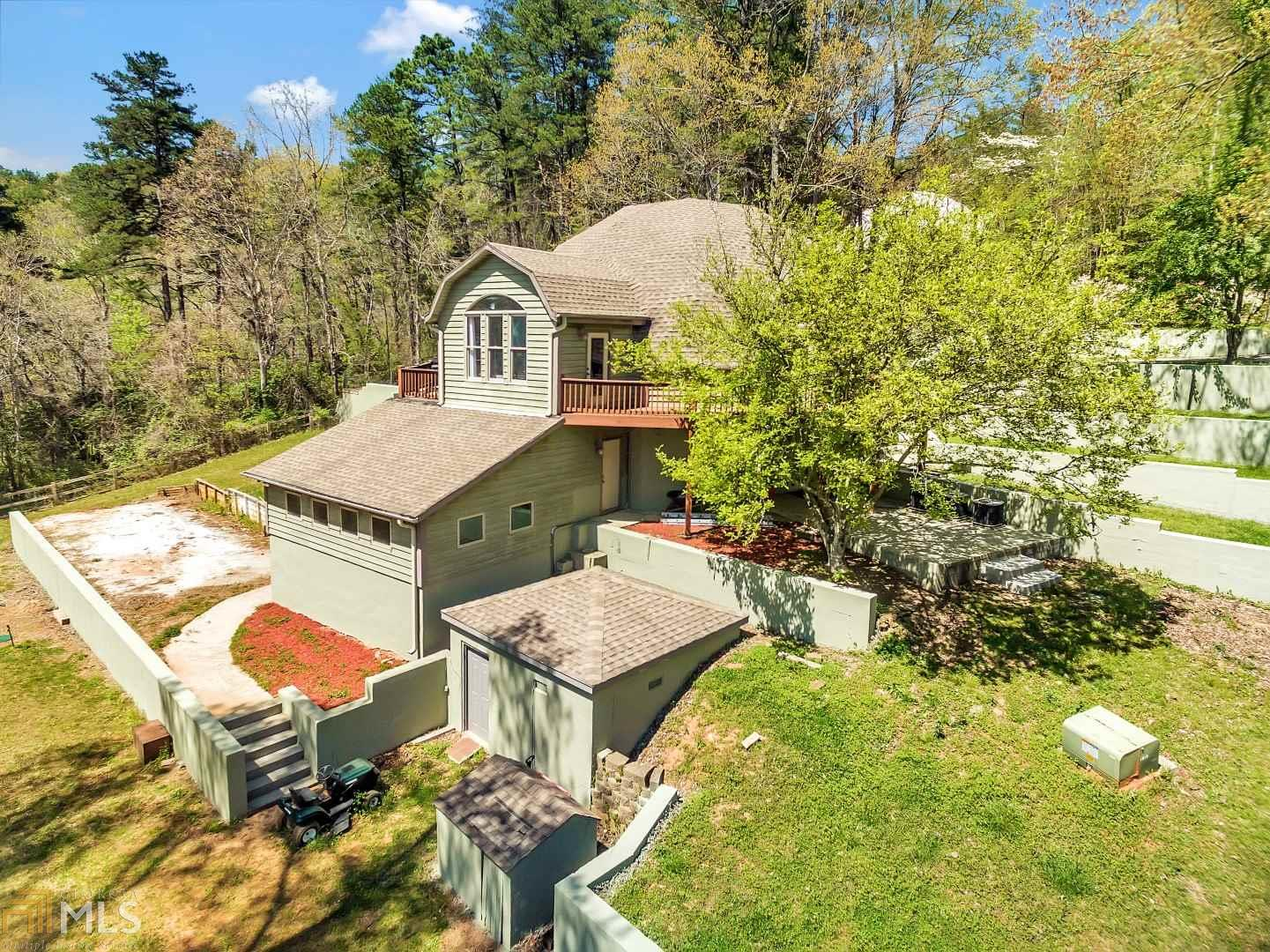 Real Estate Listing 89 Oasis Rd Lakemont Ga 374 000